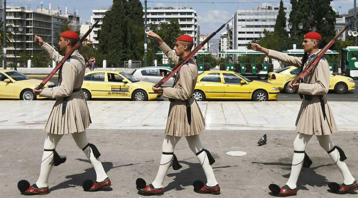 En Grecia nadie hace vaticinios sobre el referéndum - Escuchar ahora