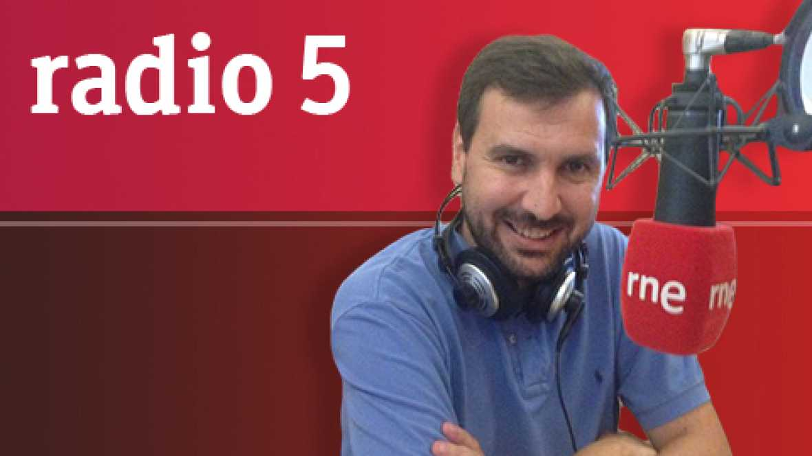Kilómetros de radio - Tercera hora - 05/07/15 - Escuchar ahora