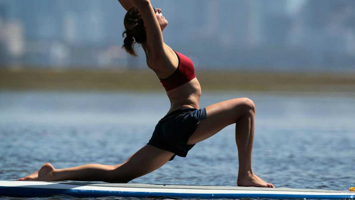 Yoga para tus oidos - Yoga mas allá de la India - 12/07/15 - Escuchar ahora