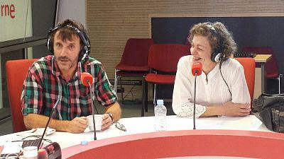Las mañanas de RNE - Nuria González y Carlos Chamarro, un matrimonio mal avenido en 'Milagro en casa de los López'