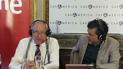 """Las mañanas de RNE - García-Margallo:"""" Mas ha provocado un fuego que ha dividido a la sociedad catalana"""" - Escuchar ahora"""