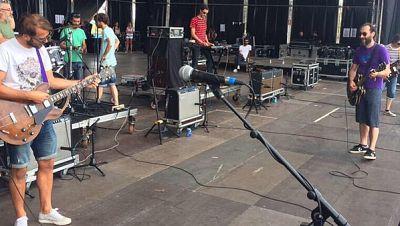 Disco grande - El día que Mendieta fue miembro de Los Planetas - 28/07/15 - escuchar ahora