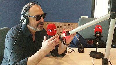 """Las mañanas de RNE - Alfonso Albacete: """"Escribí el papel protagonista pensando en Ana Fernández, en su espontaneidad"""" - Escuchar ahora"""