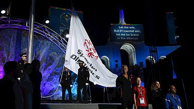 Entre paréntesis - La Fundación Vicente Ferrer, presente en los Special Olympics World Games - Escuchar ahora