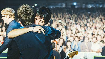 Turbo 3 - Johnny Marr y Noel Gallagher - 29/07/15 - escuchar ahora
