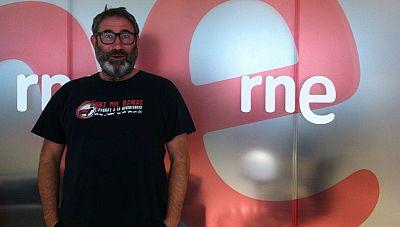 Las cuñas de RNE - La sala - A solas con Sergi López - 03/08/15 - Escuchar ahora