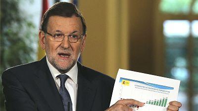 """Diario de las 2 - Rajoy:""""No habrá elecciones plebiscitarias igual que no hubo referéndum en Cataluña"""" - Escuchar ahora"""