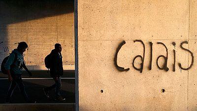Los vecinos de Calais temen que la crisis migratoria da�e su econom�a