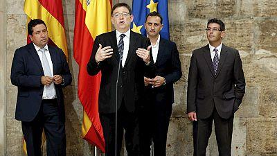 El Govern valenciano estudia acciones legales por incumplimiento de la Ley de Financiaci�n Auton�mica - Escuchar ahora