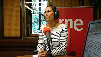 """Las mañanas de RNE - Uxue Barkos: """"El crecimiento de la inversión estatal en Navarra no es significativa"""" - Escuchar ahora"""