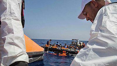 """Radio 5 Actualidad - Médicos Sin Fronteras: """"La causa final de los naufragios es el sobrepeso en las barcazas"""" - Escuchar ahora"""