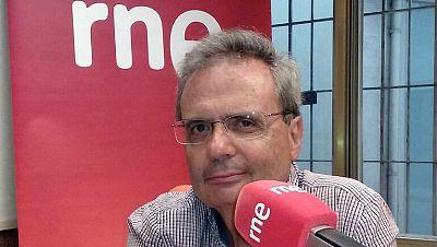 Las mañanas de RNE - Rafael Matesanz confía en llegar a los 40 trasplantes por cada millón de habitantes - Escuchar ahora