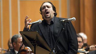 Hasta las tantas - José Manuel Zapata, un cantante de ópera fuera de lo común - Escuchar ahora