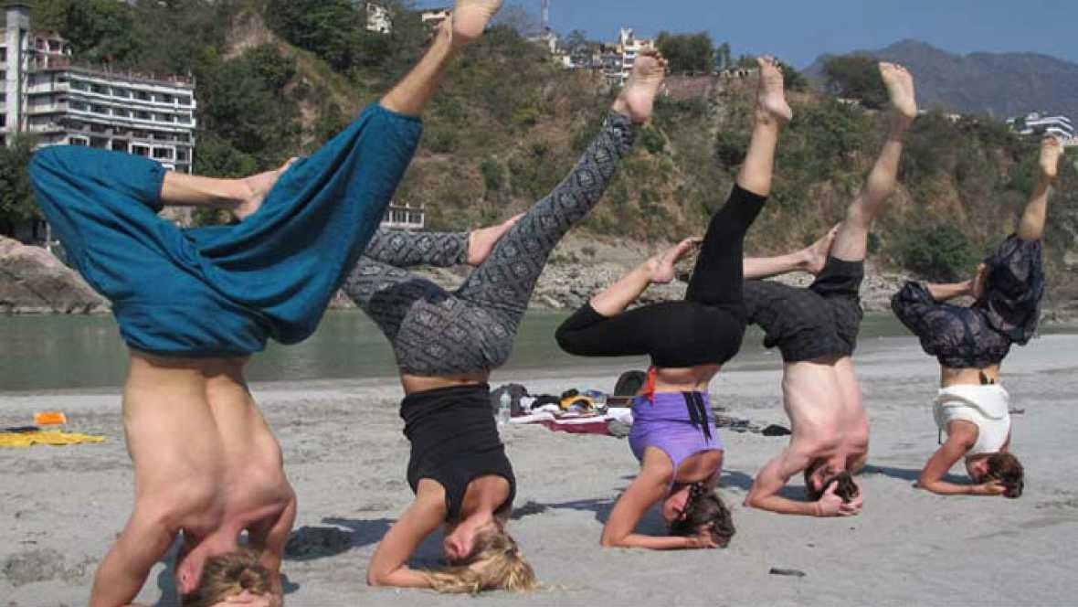 Yoga para tus oidos - Rishikesh - 23/08/15 - Escuchar ahora