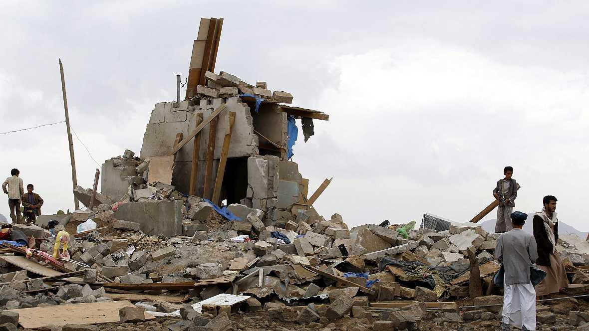 Países en conflicto - Voces de refugiados sirios - 25/08/15 - Escuchar ahora