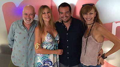 La sala - Cinco actrices, cinco, y una que se estrena - 29/08/15 - escuchar ahora