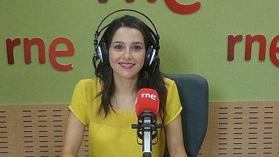 """Las mañanas de RNE - Inés Arrimadas: """"El objetivo de Artur Mas es que no se hable de los casos de corrupción"""" - Escuchar ahora"""