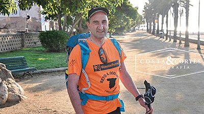 El matí a Ràdio 4 - Josep Cortés,  que ha decidit fer la volta a Espanya caminant