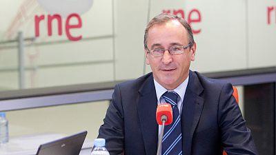 Las mañanas de RNE - Alfonso Alonso defiende un registro sanitario para los sin papeles - Escuchar ahora