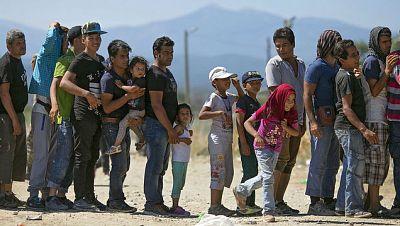 Las mañanas de RNE - Jesús Baena, de Acción contra el Hambre, nos habla de la difícil situación en Siria - Escuchar ahora