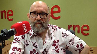 Gente despierta - Marcos Ordóñez nos habla de la reedición de 'Comedia entre fantasmas' - Escuchar ahora