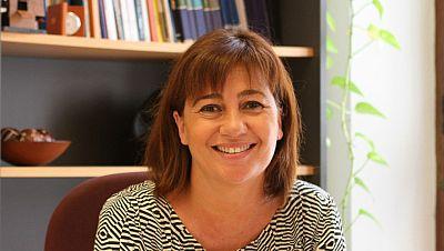 """Las mañanas de RNE - Francina Armengol, presidenta de Baleares: """"El Gobierno de España nos ha dejado en una situación de infrafinanciación"""" - Escuchar ahora"""