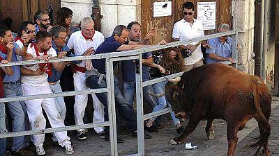 España vuelta y vuelta - Analizamos el aumento de muertes en festejos taurinos en 2015 - Escuchar ahora