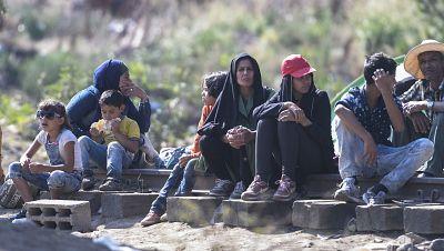 """Diario de las 2 - Maite Pacheco, Unicef: """"Trabajamos para que los niños sirios no sean una generación perdida"""" - Escuchar ahora"""