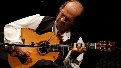 """Documen""""Paco de Lucía, la emoción de la guitarra flamenca"""", este sábado en 'Documentos RNE' tos RNE -"""