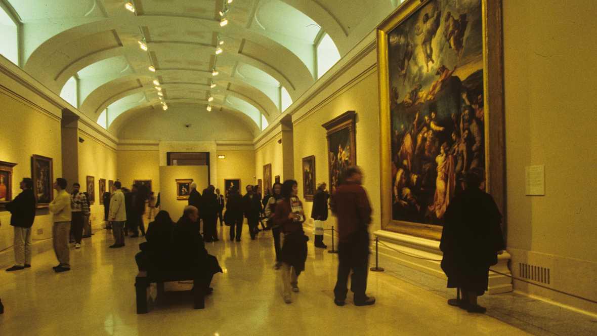 A hombros de gigantes - La calidad del aire afecta a las piezas de los museos - 07/09/15 - Escuchar ahora
