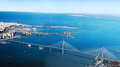 España vuelta y vuelta - Cádiz y Puerto Real se unen gracias al puente de La Pepa - Escuchar ahora