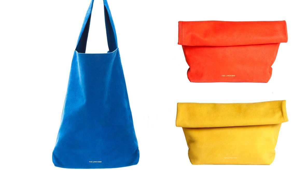 Marca España - The Lunch Bag, bolsos españoles de doble uso- Escuchar ahora