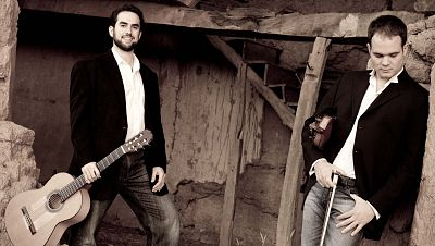 English language broadcast - Guitar on the Camino I: Frederic Sheppard and Duo Sonidos - 08/09/15 - Escuchar ahora
