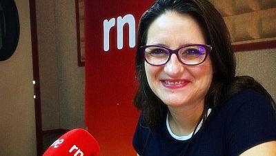 """Las mañanas de RNE - Mónica Oltra, sobre los refugiados: """"Los gobiernos tenemos que ser más rápidos"""" - Escuchar ahora"""