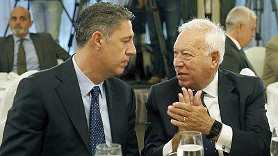 Boletines RNE - García-Margallo defiende una reforma de la Constitución para encajar el hecho catalán - Escuchar ahora