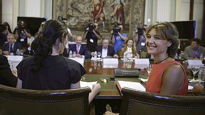 """Las mañanas de RNE - Isabel García Tejerina: """"Este acuerdo da estabilidad y transparencia a todas las relaciones de la cadena"""" - Escuchar ahora"""