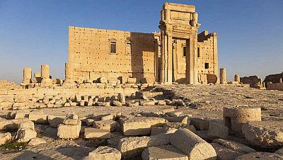 Las mañanas de RNE - Los arqueólogos desconocen el auténtico grado de destrucción de las ruinas de Palmira - Escuchar ahora