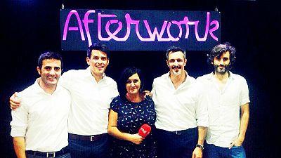 La sala - Afterwork - versión extendida -16/09/15