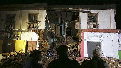 Diario de las 2 - Más de 50 réplicas siguen al terremoto de 8,4 grados de Chile - Escuchar ahora