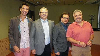 Club 21 - Amb Juan Manzanedo, Xavier Mart�n i Joan Renart
