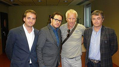 Club 21 - Amb Xavier Pinosa, Andreu Rabasa i Domingo Ojeda