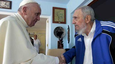 Las mañanas de RNE - El papa, de visita en Cuba - Escuchara hora