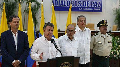 Las mañanas de RNE - Cuenta atrás para el fin del conflicto armado de Colombia - Escuchar ahora