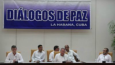 Radio 5 Actualidad - Rueda de corresponsales: Acuerdo de paz entre el Gobierno colombiano y las FARC - Escuchar ahora