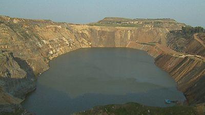 Boletines RNE - El Instituto de Toxicología alerta del riesgo medioambiental que sufre la mina de Aznalcóllar - Escuchar ahora