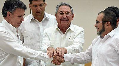 Diario de las 2 - Acuerdo de paz entre el Gobierno colombiano y las FARC - Escuchar ahora