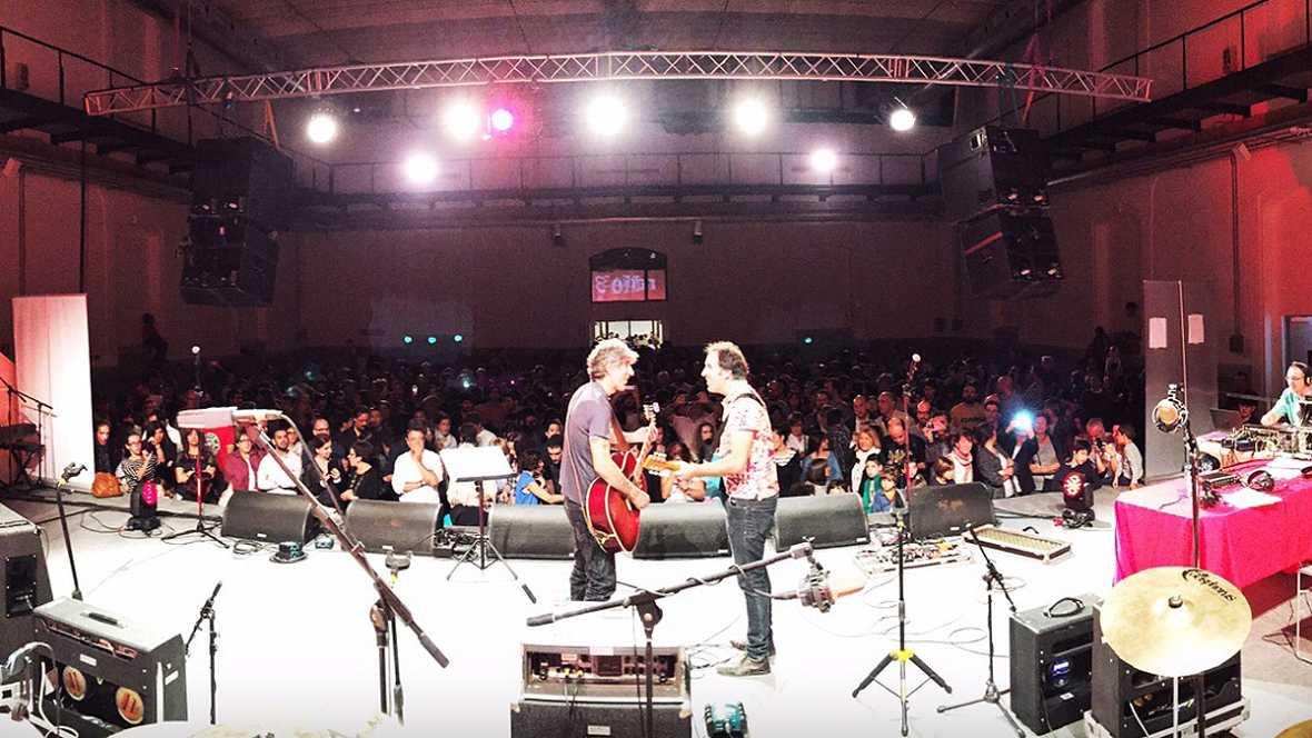 Fiesta de Radio 3 en Donostia - 26/09/15 - escuchar ahora