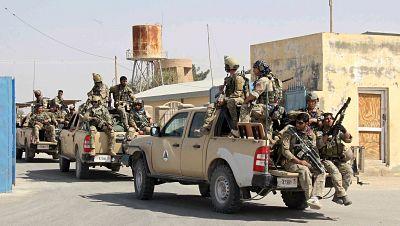 Entre paréntesis - La entrada de los talibanes en la ciudad de Kunduz - Escuchar ahora