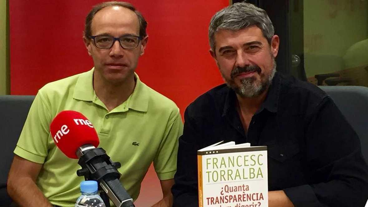 Anem de tarda - Goyo Prados entrevista al fil�sof i escriptor Francesc Torralba
