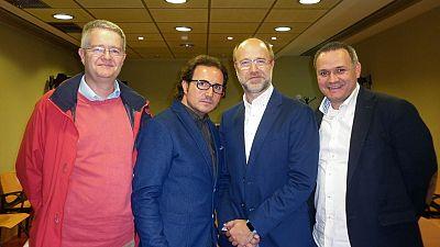 Club 21 - Amb Jordi Urbea, Ramón Berengueras i Marc Ambrock